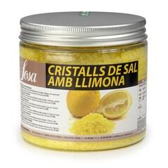 Sare cu Aroma de Lamaie 0,5 Kg - SOSA