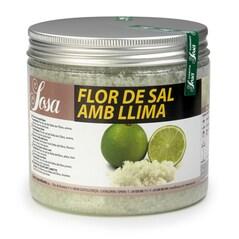 Sare cu Aroma de Lime, 0,5 Kg - SOSA