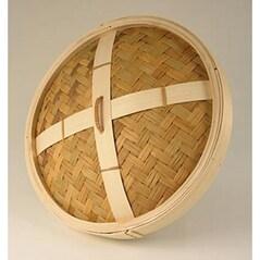 Capac pentru Cos din Bambus pentru Gatit la Abur, ø 35 cm exterior, ø 33 cm interior, 14.5 inch