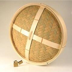 Capac pentru Cos din Bambus pentru Gatit la Abur, ø 52 cm exterior, ø 48 cm interior, 20.5 inch