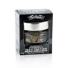 Paillettes de Trufe Negre, Trufe Deshidratate, 2.5 g - TartufLanghe, Italia