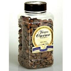 Boabe de Cacao Prajite, Intregi, Grué/Cocoa Nibs, 500 g - Soripa, Franta