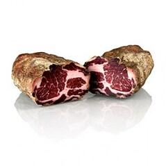 Capocollo - Ceafa de Porc Uscata la Aer, cca. 1,5 Kg - Montalcino Salumi, Italia