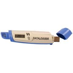 Termometru - Higrometru USB - PCE Instruments