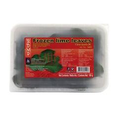 Frunze de Kaffir-Lime, Congelate, 100 g - BDMP