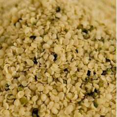 Seminte de Canepa, Decojite, Neprajite, BIO, 1 Kg