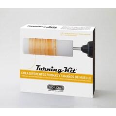 Turning-Kit, pentru Spirale din Caramel, Ciocolata, Isomalt - 100% Chef, Spania