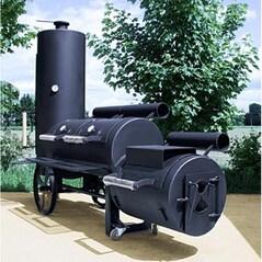 "Barbecue (BBQ) Grill (Smoker) 24"" Chuckwagon - BOS FOOD, Germania"