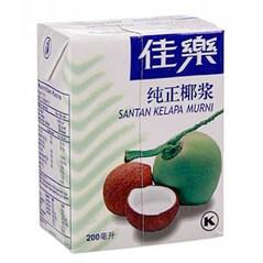Smantana de Cocos, 24% M.G., 200 ml - Kara