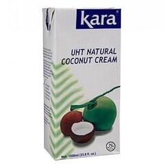Smantana de Cocos, 24% M.G., 1000 ml - Kara