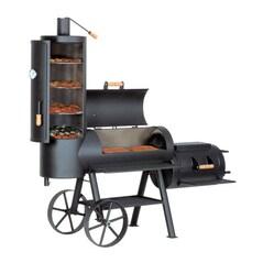 "Joe's Barbecue (BBQ) Grill (Smoker) 16"" Chuckwagon Ranch - Rumo, Germania"
