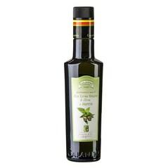 Ulei de Masline Extravirgin cu Menta, Mentolio, 250 ml - Galantino, Italia