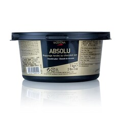 Napaj Absolu, Ciocolata Neagra, Glazura de Ciocolata, 1 Kg - VALRHONA