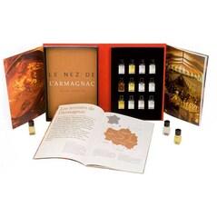 Set 12 Arome Armagnac, in Limba Engleza - Le Nez du Armagnac