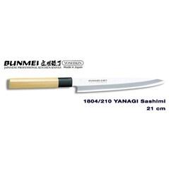 Cutit YANAGI Sashimi, 21 cm - Bunmei, Japonia