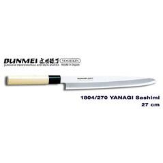 Cutit YANAGI Sashimi, 27 cm - Bunmei, Japonia