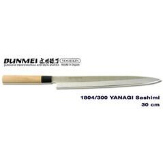 Cutit YANAGI Sashimi, 30 cm - Bunmei, Japonia