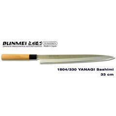 Cutit YANAGI Sashimi, 33 cm - Bunmei, Japonia