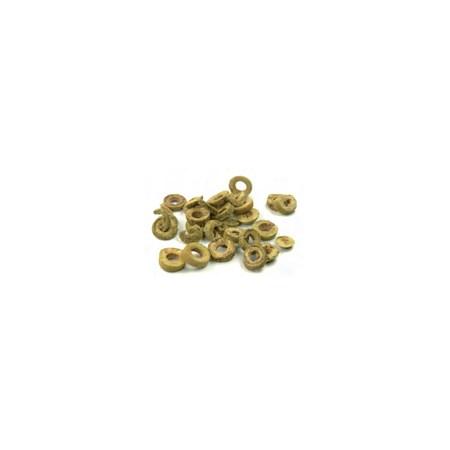Rondele de Masline Verzi Liofilizate, 100 g - SOSA