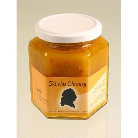 Chutney de Dovleac, 390 g - Goethe Manufaktur
