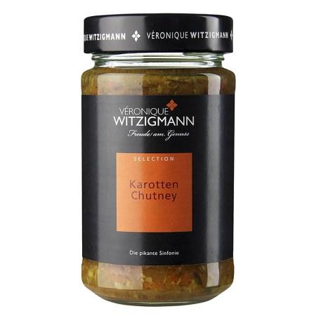 Chutney de Morcov, 225 g - Véronique Witzigmann