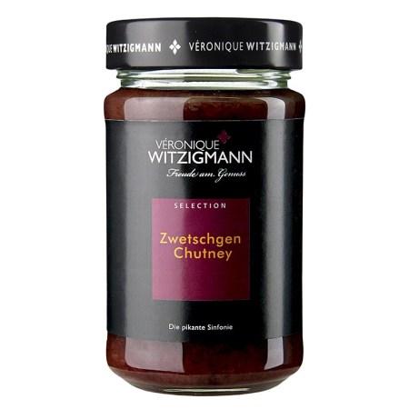 Chutney de Prune, 225 g - Véronique Witzigmann
