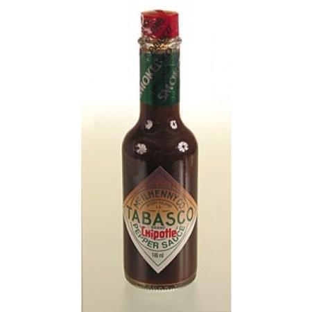 Tabasco Chipotle, cu Ardei Jalapeno Afumat, Picant, 140 ml - McIlhenny