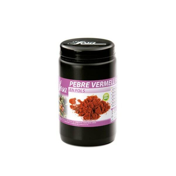 Boia Dulce Afumata (Pimentón), 250g - SOSA