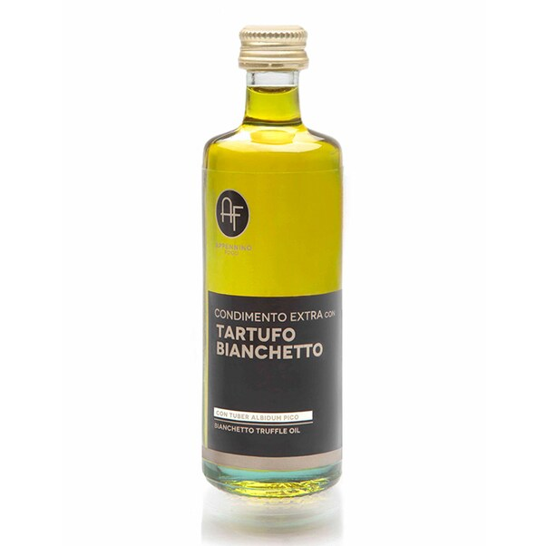Ulei de trufe (Ulei Trufat), cu Aroma de Trufe Bianchetto,  Extra, 250 ml - Appennino