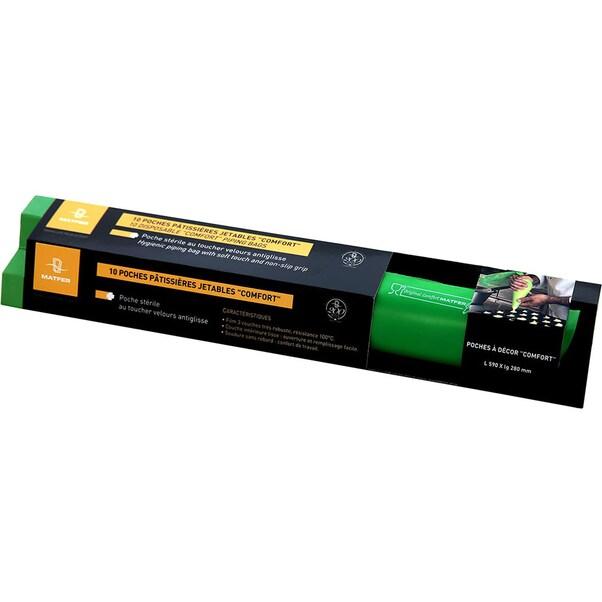Posuri de unica folosinta (XL-10 bucati) - COMFORT - Matfer