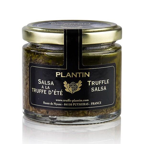 Sos de Trufe de Vara (Tuber Aestivum) cu Masline si Parmezan, 120g - Plantin