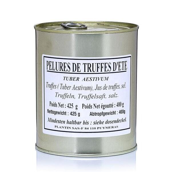 Tocatura de Trufe de Vara (Tuber Aestivum), Pelures, 460g - Plantin, Franta