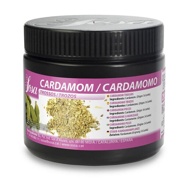 Cardamom Macinat, 250g - SOSA
