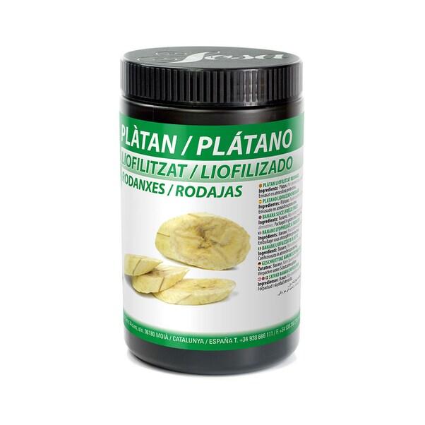 Banane Liofilizate, Felii, 100g - SOSA