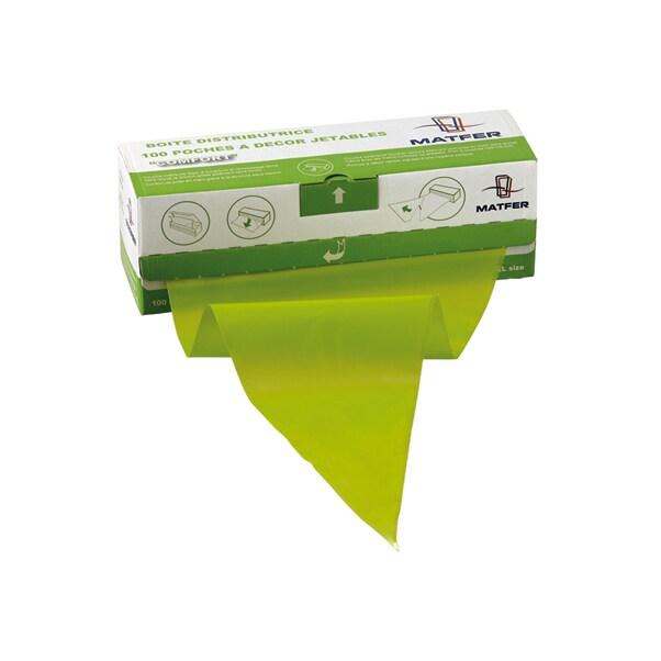 Posuri de unica folosinta (XL-100 bucati) - COMFORT - Matfer