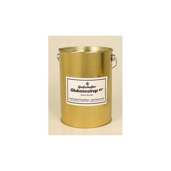 Sirop de glucoza (45 grade, 5 Kg) - Grafschafter