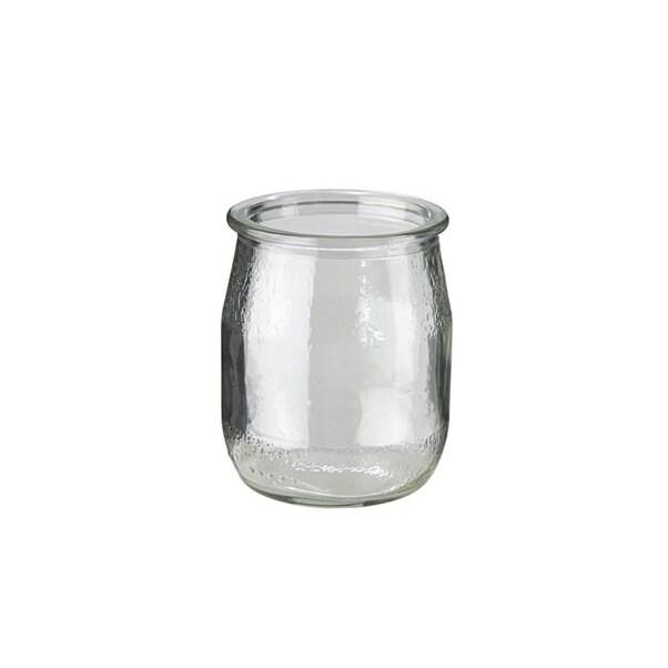 Borcan de Iaurt, pentru Umplut, 125 ml - 100% Chef, Spania