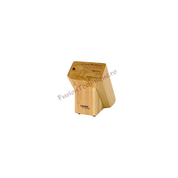 Bloc din lemn pentru cutite T20R Chroma Tradition